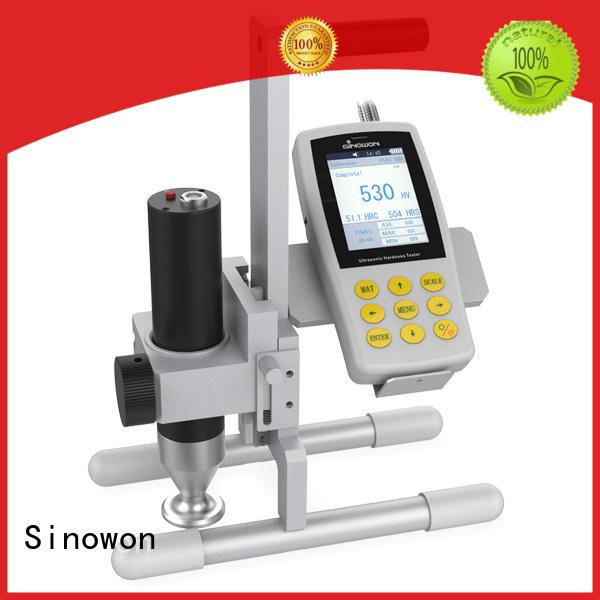 ultrasonic portable hardness tester high-power microscope Bulk Buy quick measurement Sinowon