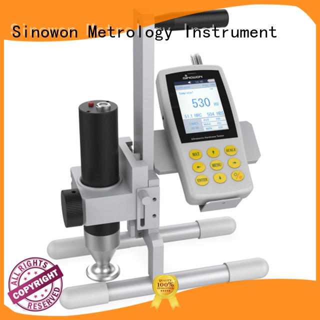 Sinowon certificated Automatic vision measuring machine personalized for rod