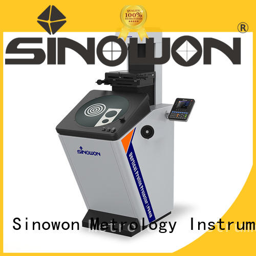 profile comparator measuring device dro for small areas Sinowon