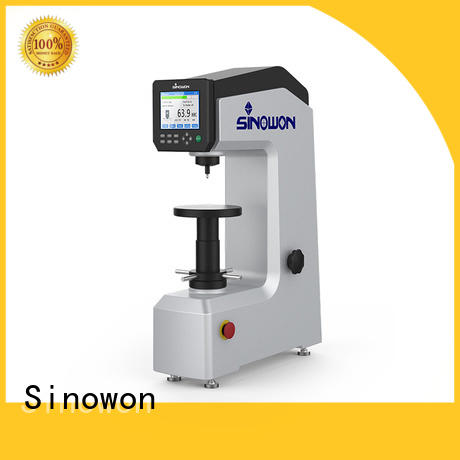 Sinowon rockwell hardness of steel series for measuring