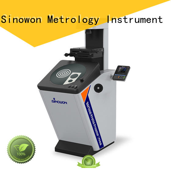Digital Vertical Profile Projector  Ø400mm Optical Comparator