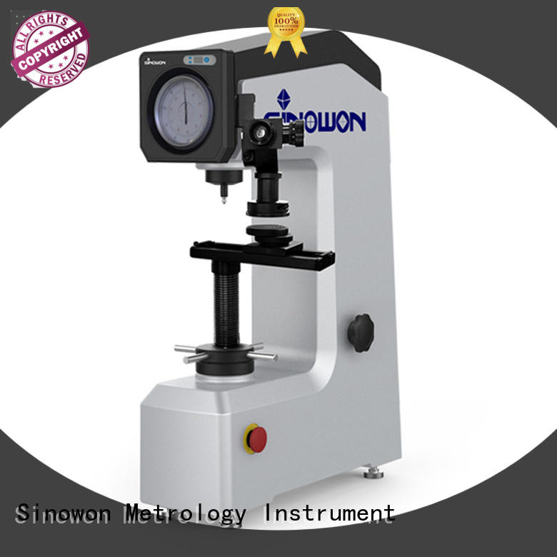Sinowon practical rockwell test directly sale for thin materials