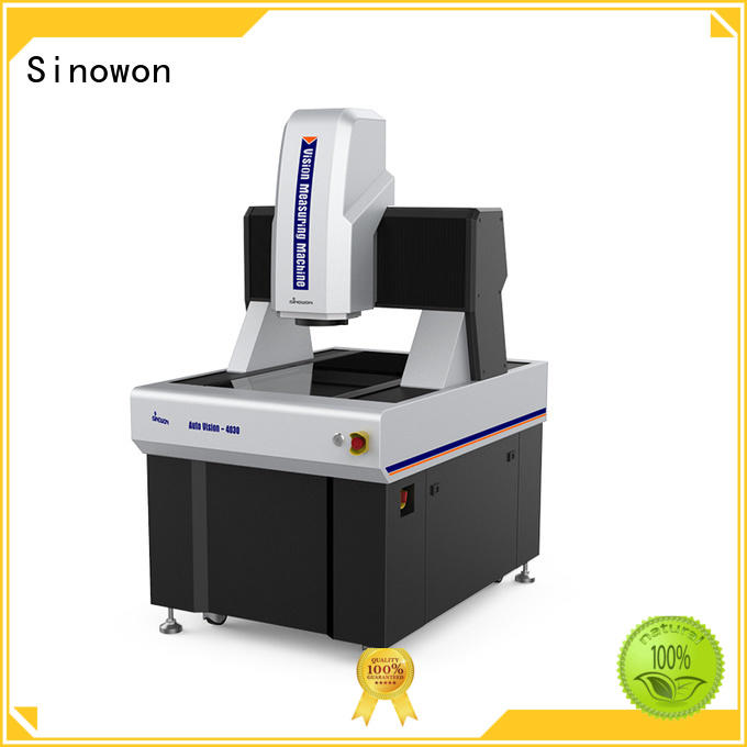 Sinowon Brand military automobiles vision measurement system manufacture