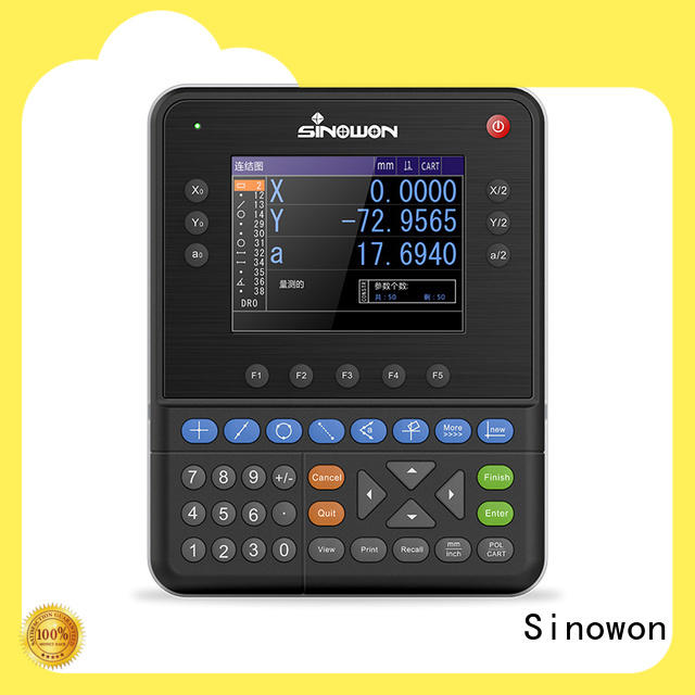 Sinowon stable digital measuring device factory price for nonferrous metals
