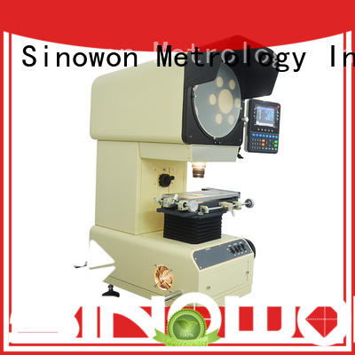 dro optical profile projector supplier for thin materials Sinowon
