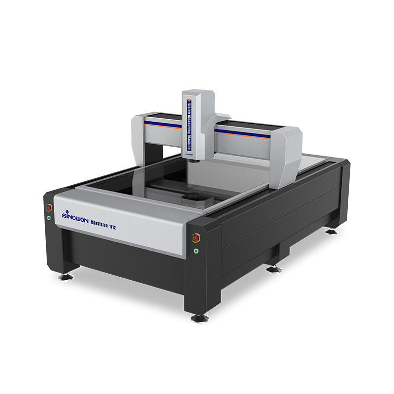 2.5D MaxVision Automatic Video Measuring System