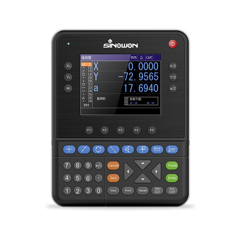 Color Screen Multifunction Digital Readout DP400