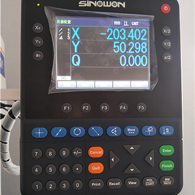 Color Screen Multifunction Digital Readout DP400