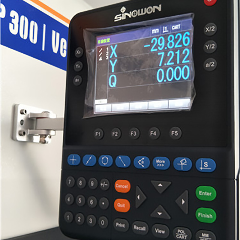 Sinowon digital readout supplier for soft alloys-5