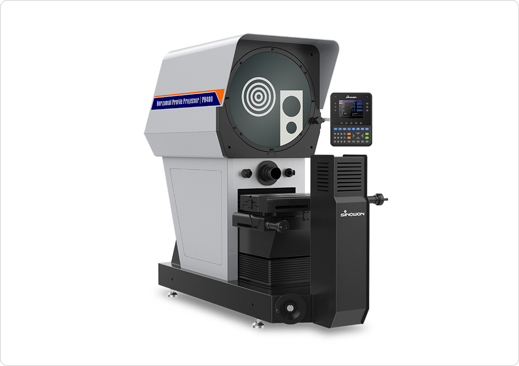 Sinowon profile projector price from China for precision industry-1