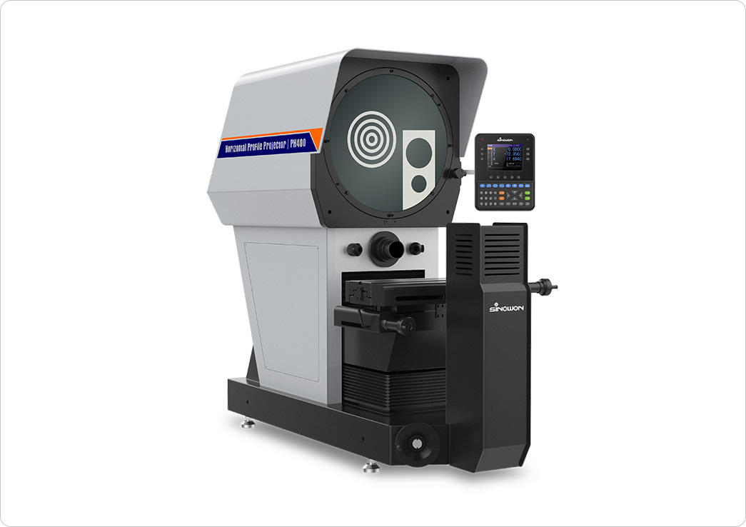 Sinowon profile projector customized for precision industry-1