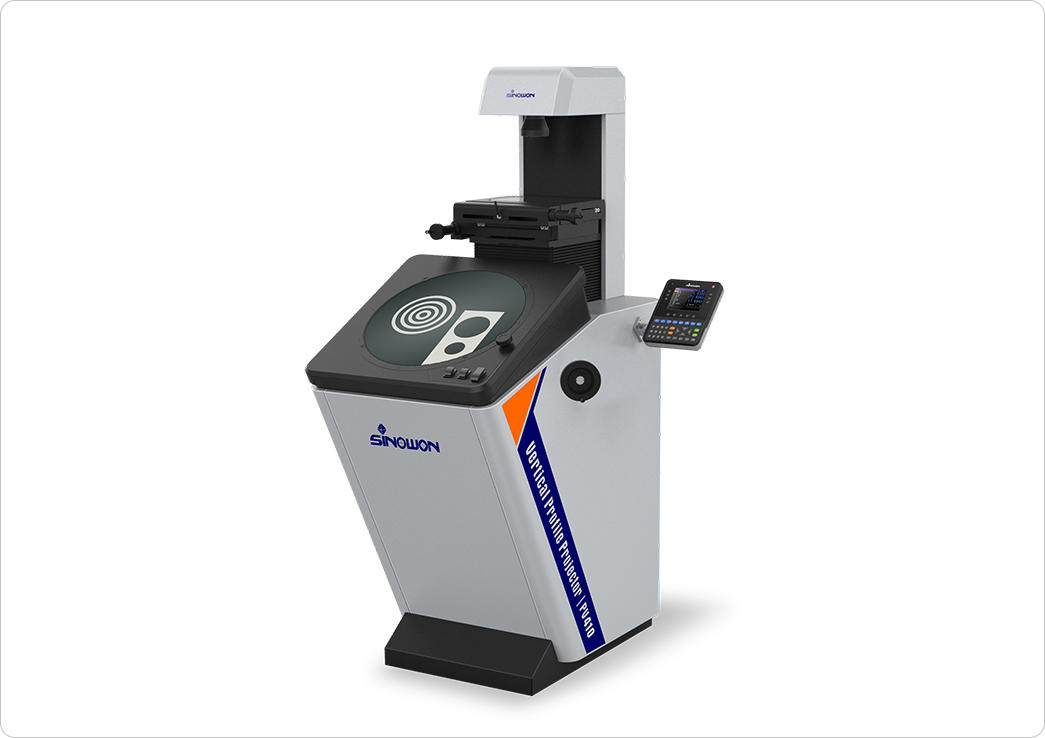 quality optical comparator supplier for small areas-1