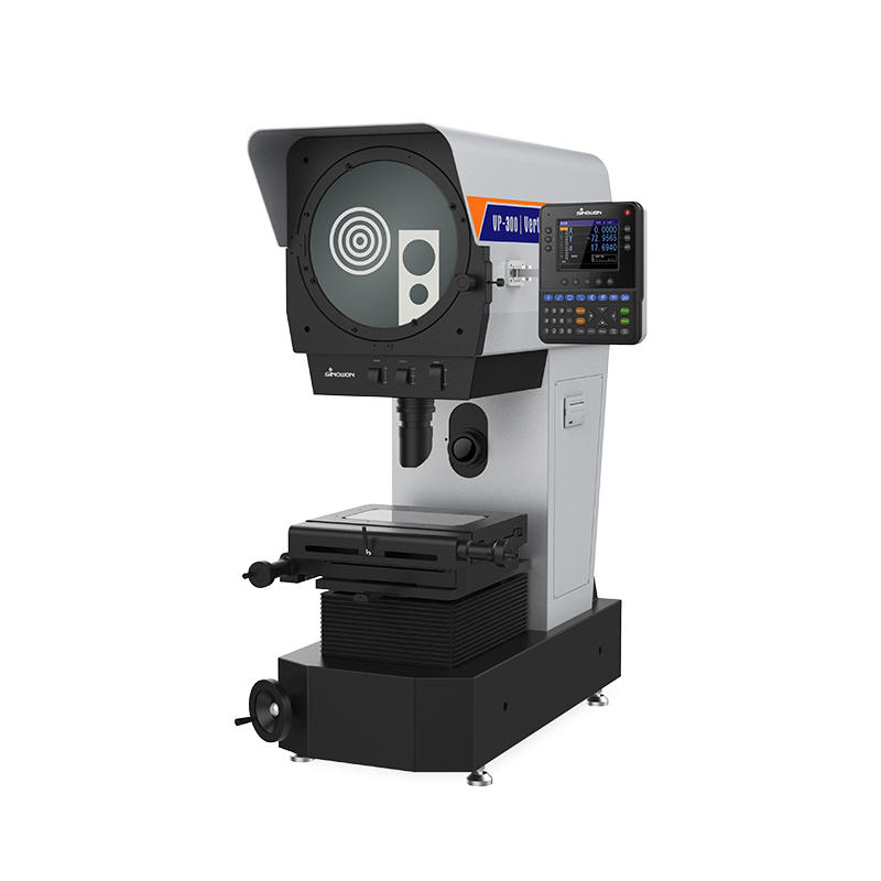Optical Vertical Profile Projector Ø300mm LED Illumination VP300