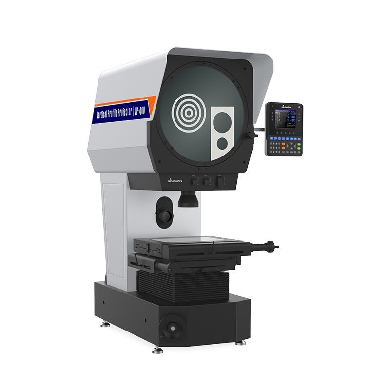 Digital Vertical Profile Projector VP400 Series Ø400mm