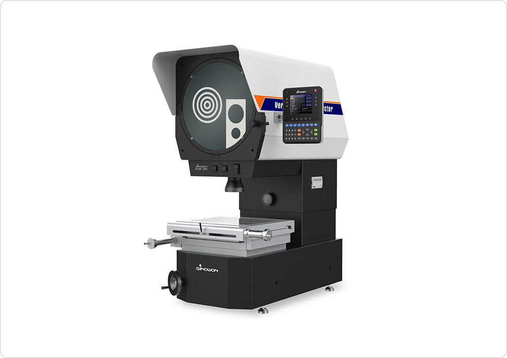 Sinowon optical comparator personalized for small areas