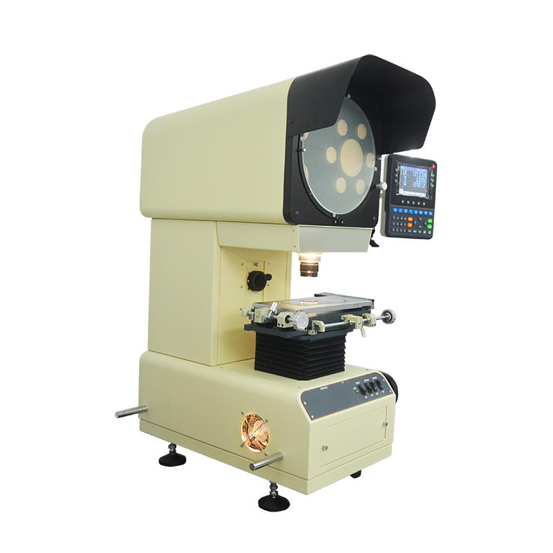 Digital Profile Projector ø300mm Comparator  VT12-1505 DRO DP400