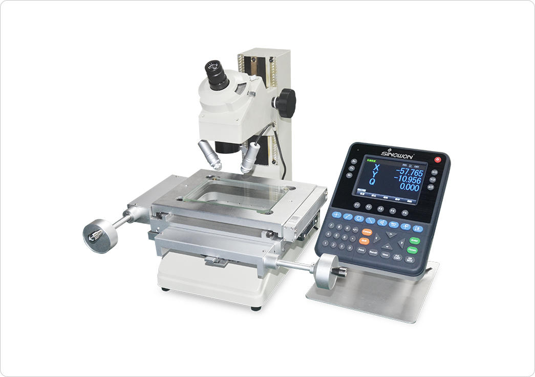 Custom digital Toolmakers Microscope meter Sinowon