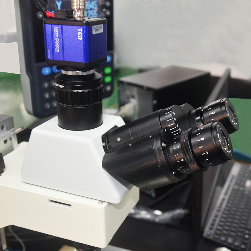 Sinowon digital Toolmakers Microscope design for soft alloys