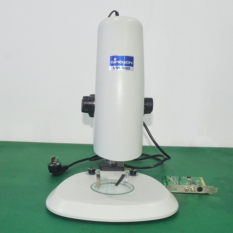 Sinowon sturdy inspection microscope wholesale for soft alloys-2