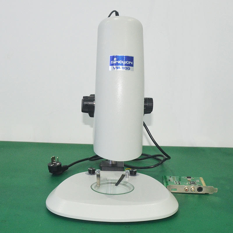 Sinowon sturdy inspection microscope wholesale for soft alloys