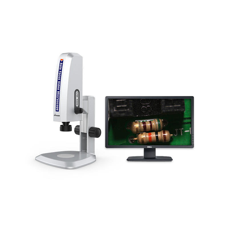 Auto Focus Video Microscope System VM-500 Operation Manual