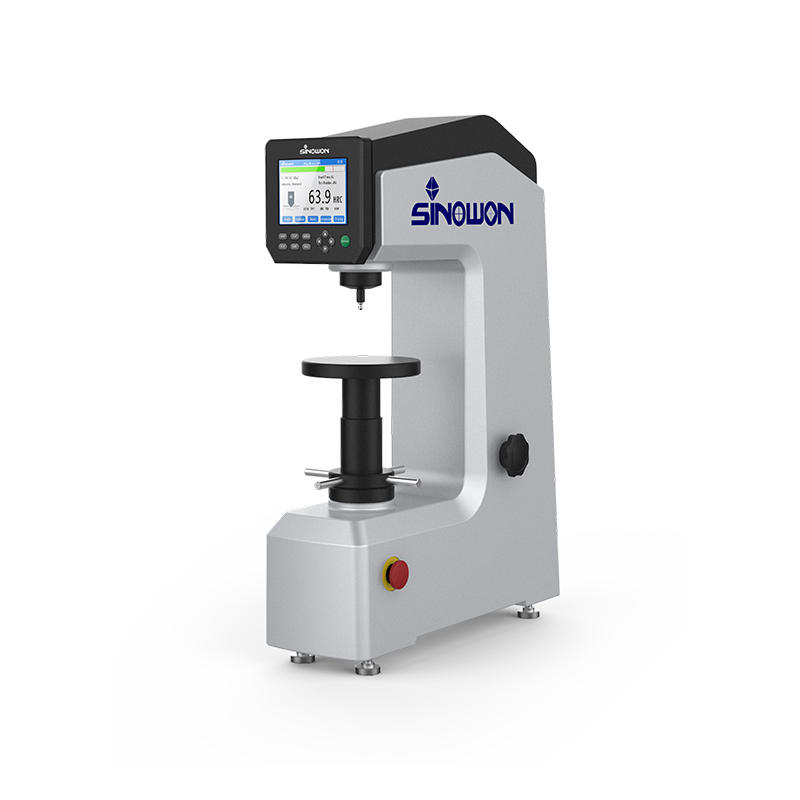 Touch Screen Digital Rockwell Hardness Tester DigiRock DR3 Operation Manual