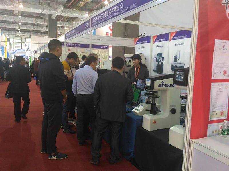 Sinowon highlights of DMP2017 exhibition held in DongGuan in Nov. 2017
