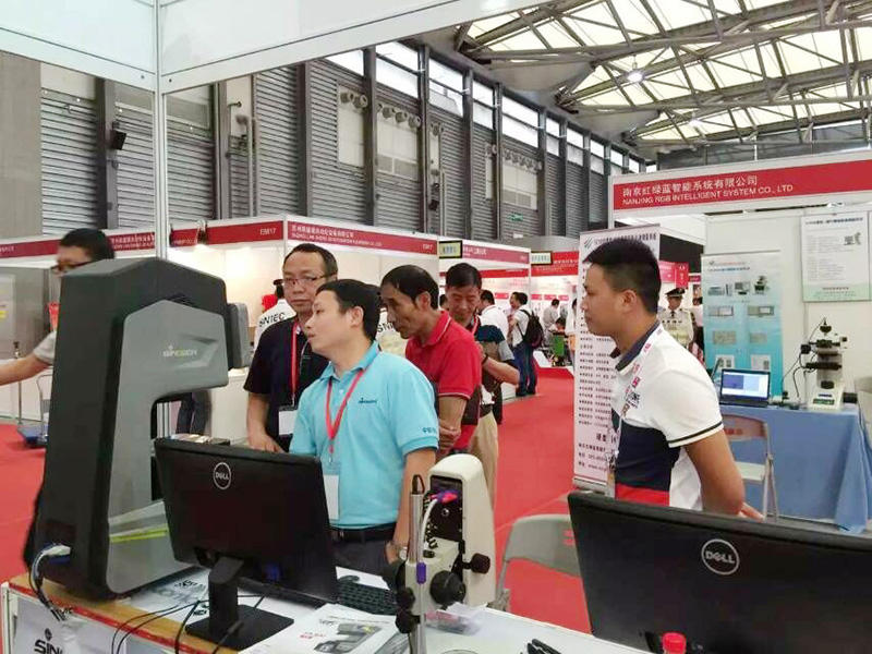 Sinowon highlights of Quality Control Exhibition held in Shanghai in June 2015