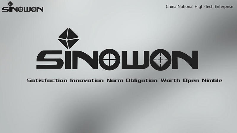 Sinowon Company Video Profile