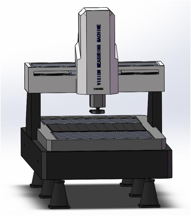 AutoTouch1653P 3D Automatic Vision Coordinate Measuring Macine