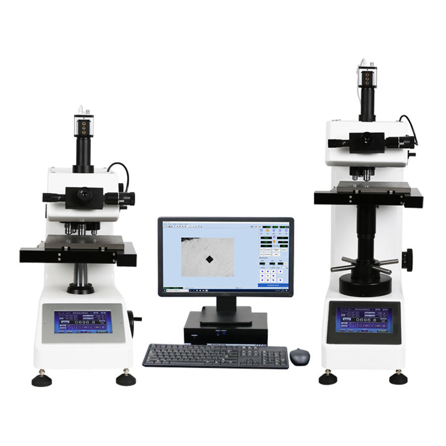durable micro vickers hardness tester manufacturer for small parts