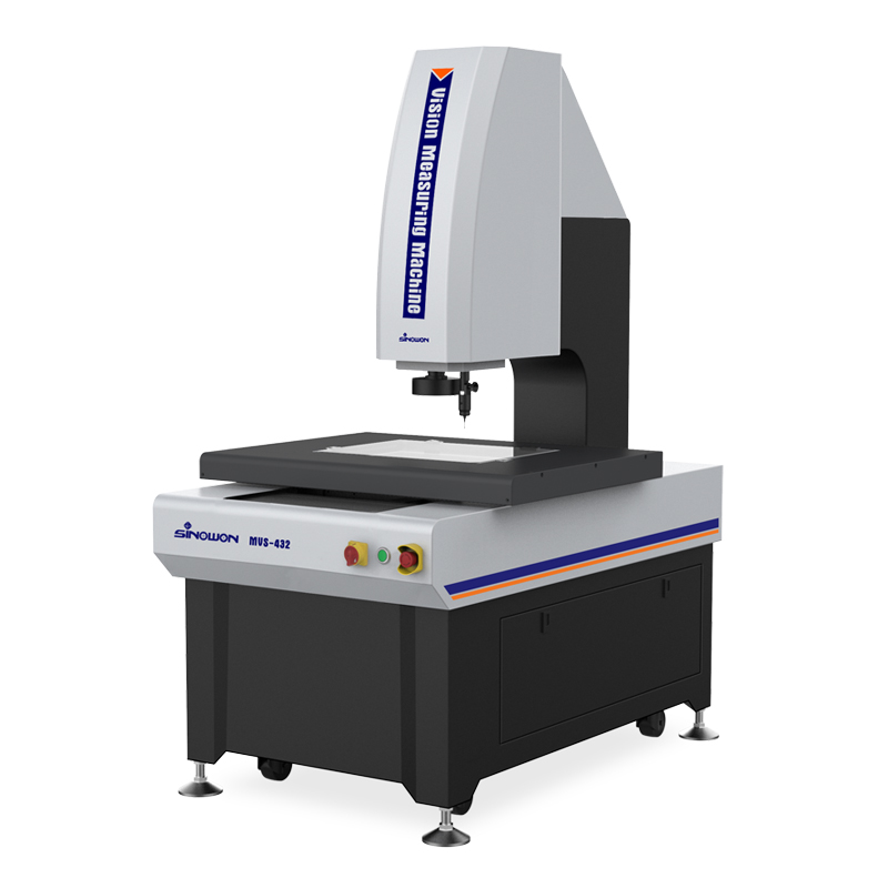 practical multisensor measuring machine from China for small areas-1