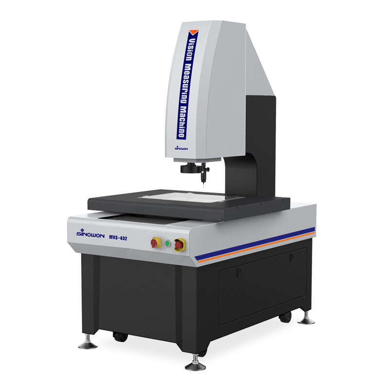 practical multisensor measuring machine from China for small areas