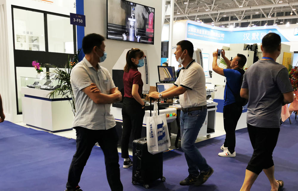 Review of Sinowon ITES Shenzhen International Industrial Manufacturing Technology Exhibition (The 21st SIMM Shenzhen Machinery Exhibition)