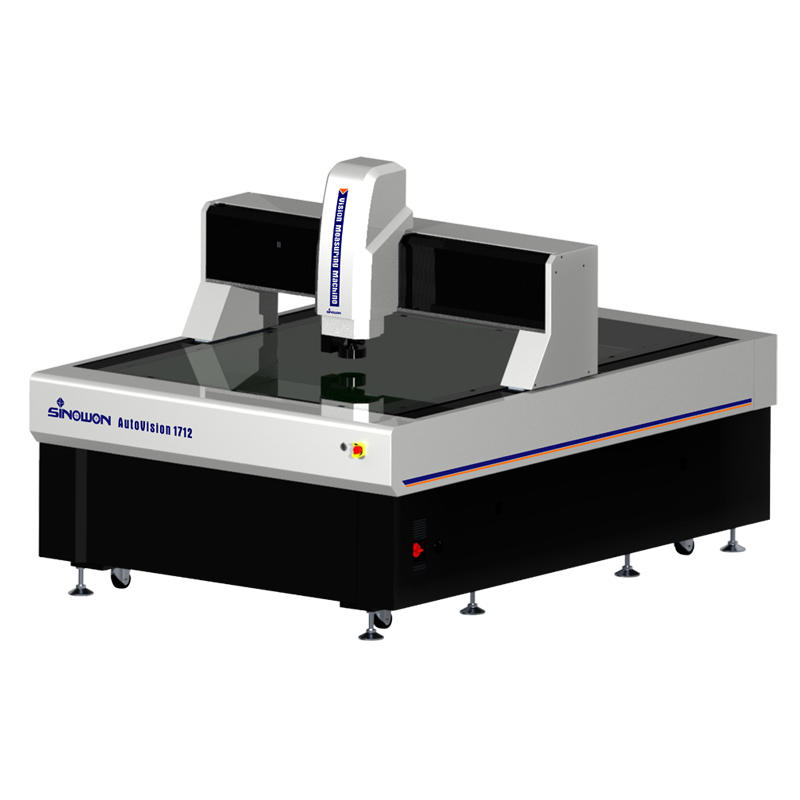 2.5D AutoVision Super-travel-size Automatic Video Measuring System