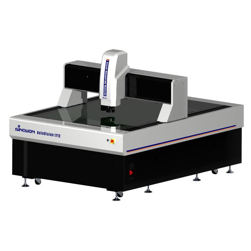 2.5D AutoVision Super-travel-size Automatic Video Measuring System