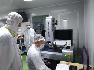 How many operation ways for Vision measurement machine?