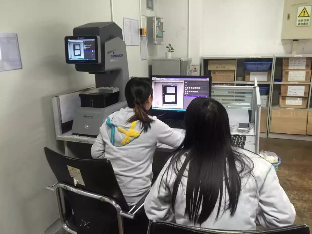 What is your Vision Measuring Machine actual magnification? How to calculation it?