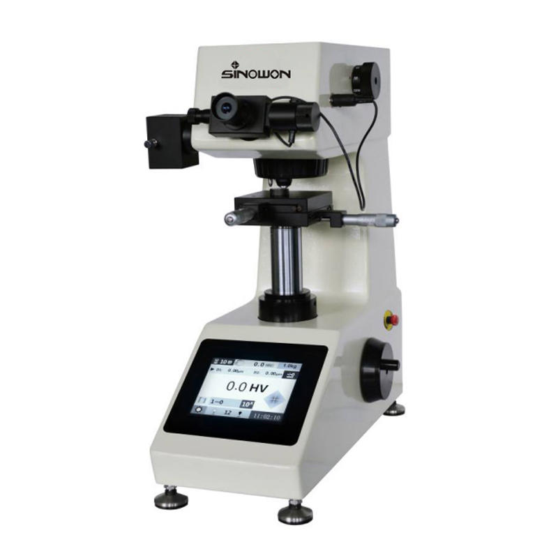 Sinowon practical universal hardness testing machine personalized for small areas