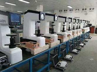 SINOWON SOLD 20 SETS OF ROCKWELL HARDNESS TESTERS TO THE MIDDLE EAST IN JULY