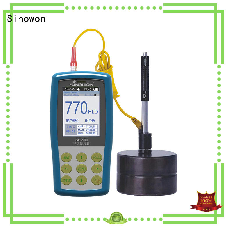 portable rockwell tester tester for precision industry Sinowon