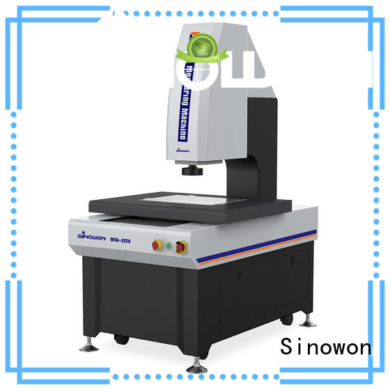 Sinowon measurement video customized for commercial