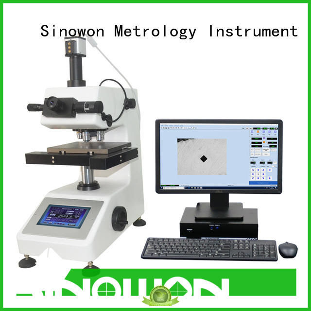 Sinowon durable micro vickers hardness tester from China for small parts