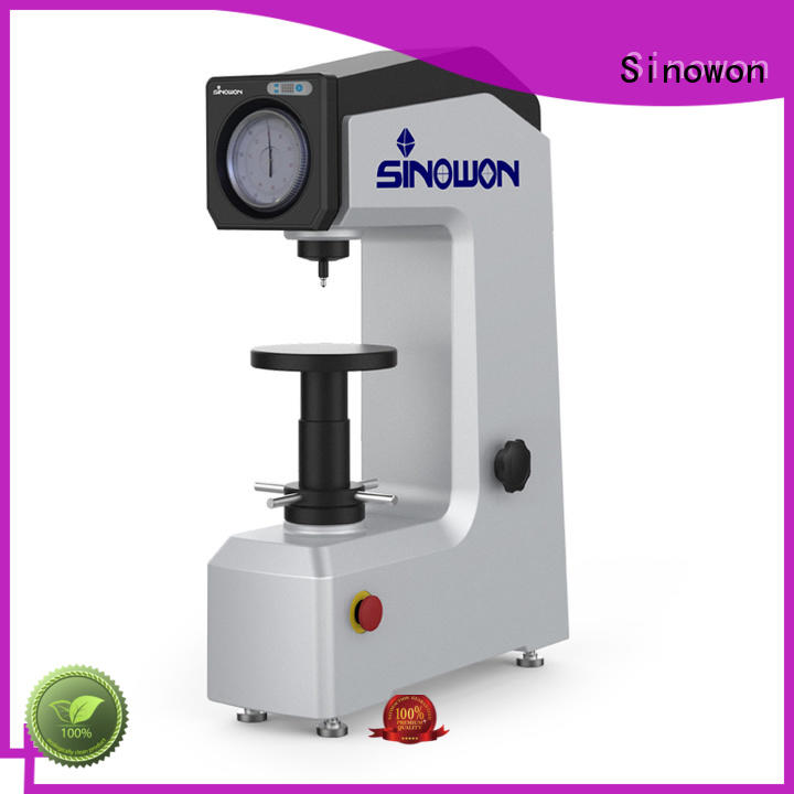 reliable rockwell hardness tester manufacturer for small parts