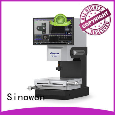 comparator machine high capacity standard workstage visual measurement Sinowon Brand