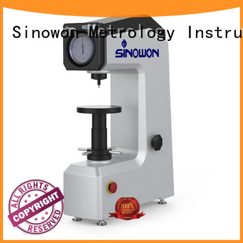 Sinowon quality rockwell hardness unit from China for small parts