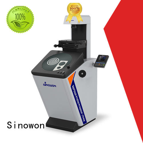 Sinowon optical comparator supplier for small parts