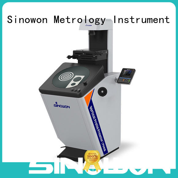 certificated optical measurement supplier for small areas
