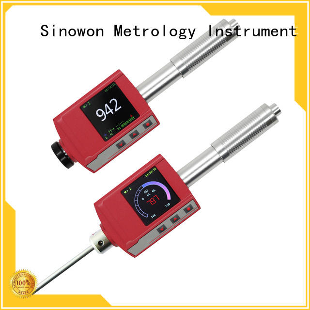 Sinowon portable hardness tester machine factory price for precision industry