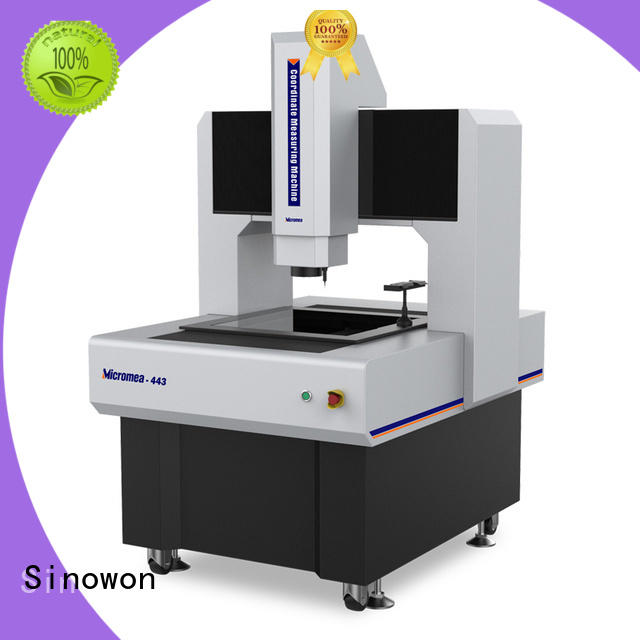 reliable multisensor measuring machine customized for thin materials